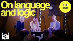 On Language and Logic  | Full Talk | Saul Kripke and Timothy Williamson
