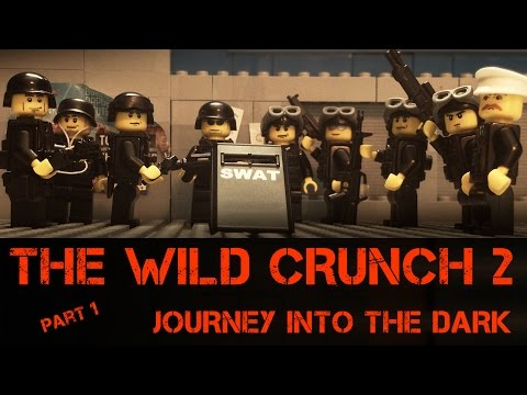 THE WILD CRUNCH 2 - Lego SWAT brickarms action