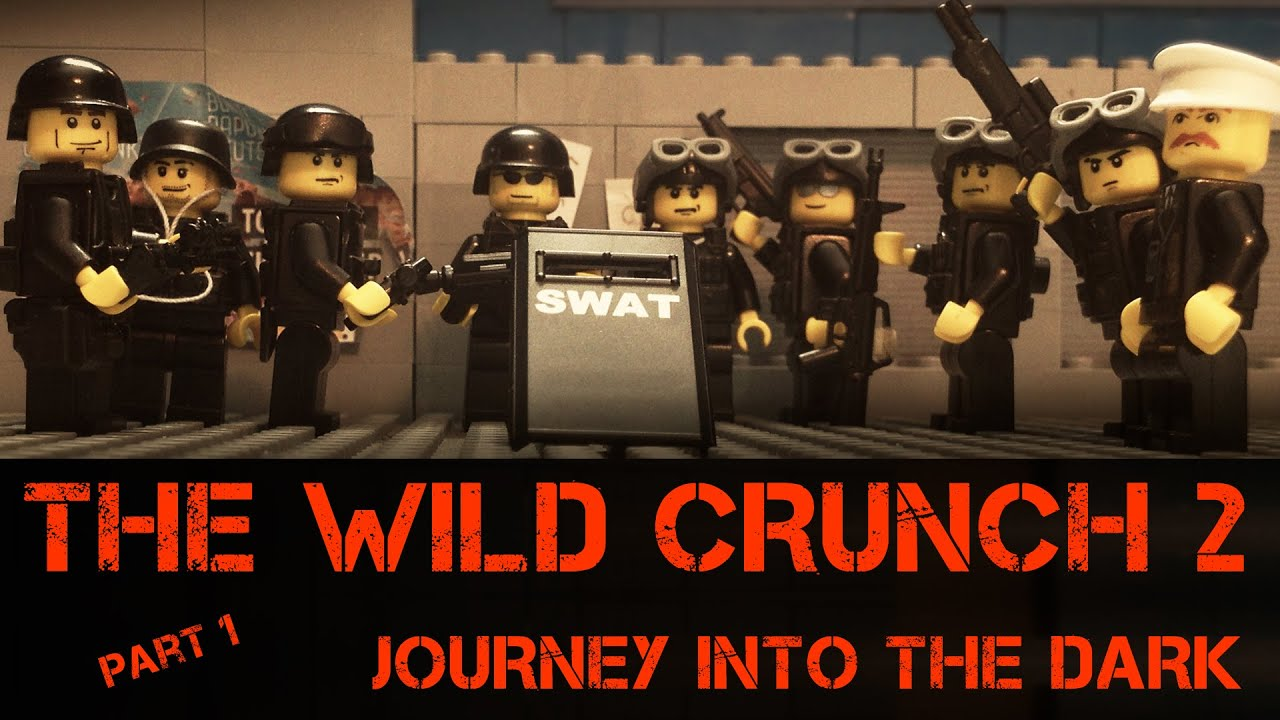 Download THE WILD CRUNCH 2 - Lego SWAT brickarms action