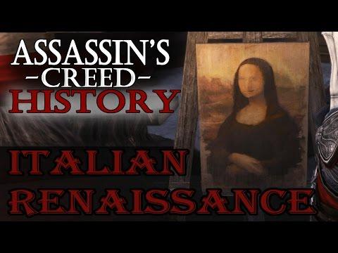 """""""The Italian Renaissance"""" - Assassin's Creed: Real History"""