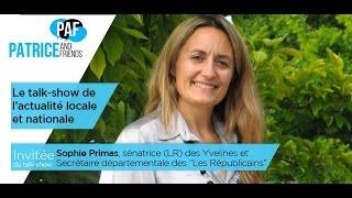 PAF – Patrice and Friends – avec Sophie Primas – Emission du mardi 22 novembre 2016