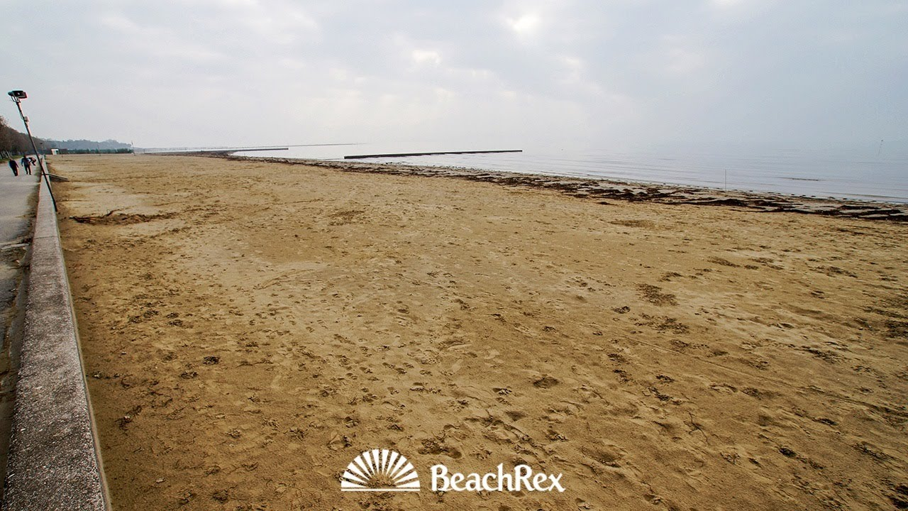 Beach Grado Italy