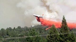 CA Rim Fire 2013