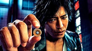 JUDGMENT Bande Annonce (2019) PS4