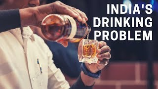 Databaaz   How Serious Is India's Alcohol Addiction?
