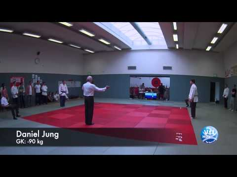 1. Wettkampftag Judo Bezirksliga Männer