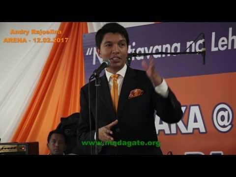 Andry Rajoelina. TVG 10 taona: ny lasa sy ny hoavy