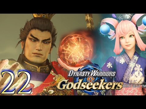 Dynasty Warriors Godseekers -The Mighty Lu Bu and his Orb #22