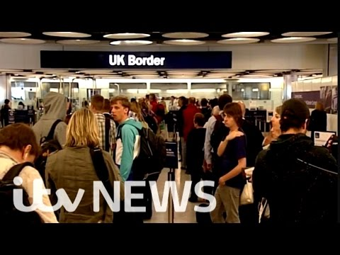 UK net migration has increased: A summary of the key new figures