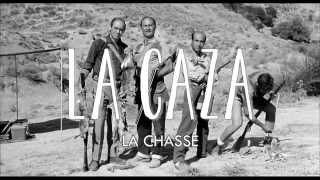 LA CAZA (LA CHASSE) de Carlos Saura - Official Trailer - 1966