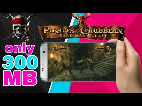 How To Download Pirates Of Caribbean Dead Man's Chest Android Game👌