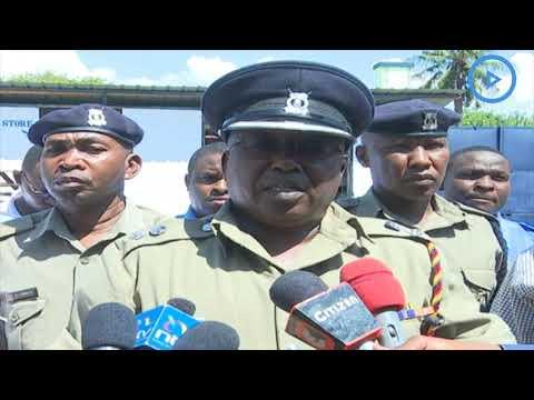 Police in Nyali arrest 14 knife-wielding suspects in Nyali, Mombasa