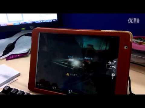 Teclast X98 Air 3G Win8 game test 0930