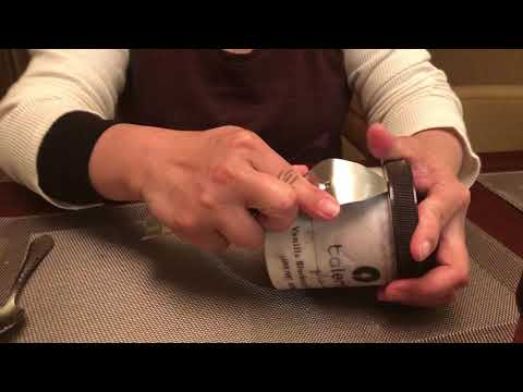 Talenti how to open