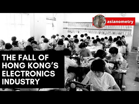 How Hong Kong Lost the Lead in Semiconductors