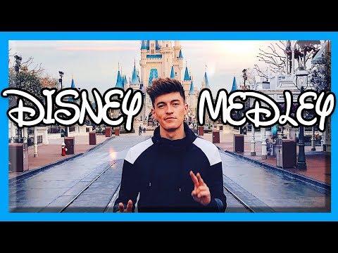 Disney Medley 2018 (Coco, Moana, Frozen, Hercules, Tangled) | at Walt Disney World Orlando