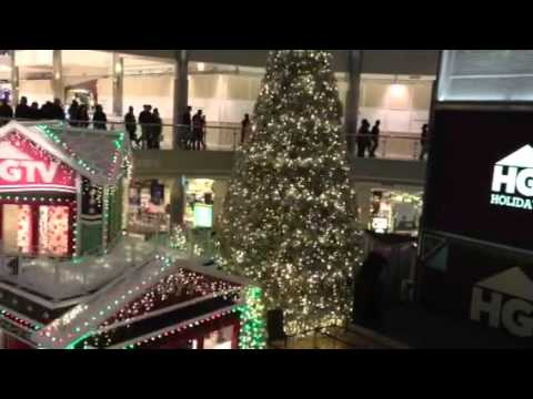 mall of america christmas light show - Mall Of America Christmas Decorations