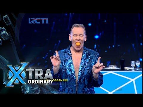 XTRA ORDINARY - Stevie Starr Professional Regurgitator From UK [20 April 2018]