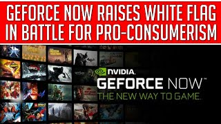 Publishers Win As Nvidia Forced To Make Geforce Now Opt-in