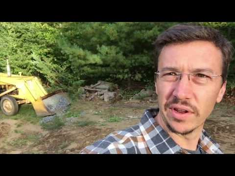 Day 5 - BackFill & Drainage - 30 Day House Addition Build