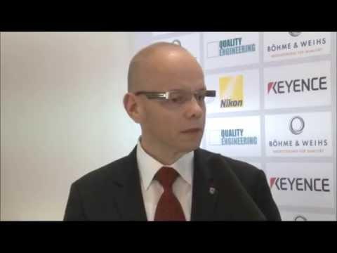 Interview mit Uwe Keller, Bereichsleiter Marketing /CMO Dr. Heinrich Schneider Messtechnik GmbH