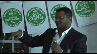 Hon  Hassan Omar on Katiba day