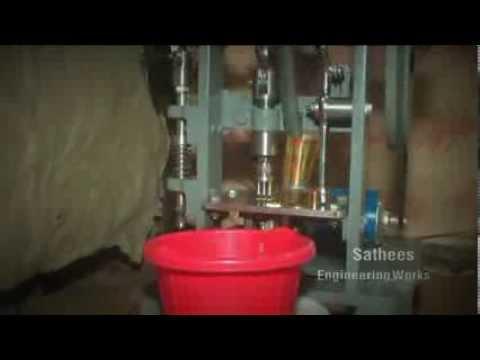 Camphor Machine, Madurai, Tamilnadu Contact +919486972757