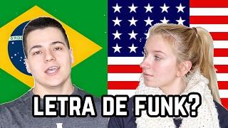 ENSINANDO MINHA NAMORADA AMERICANA A FALAR PORTUGUÊS thumbnail