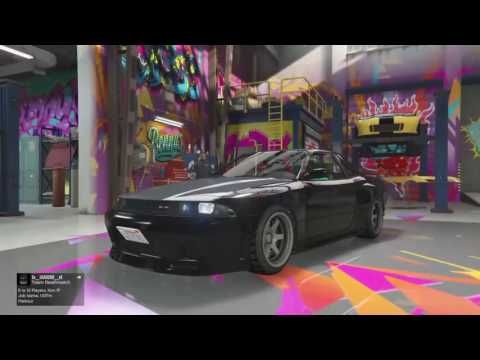GTA 5 Import/export DLC Update with AwesomeAndy18