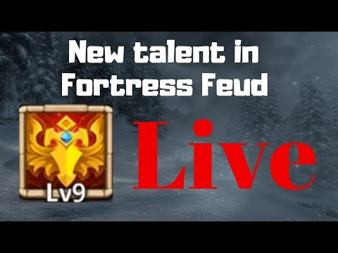 Fortress Feud And Guild Wars Live| Castle Clash | Angrysagamer