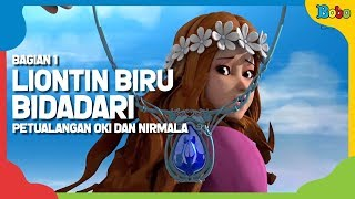 Dongeng Anak - Liontin Biru Ratu Bidadari (Seri 1) - Petualangan Oki Dan Nirmala - Fairy Tales
