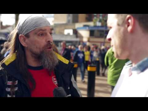 Bully: Moron Marriner/Arteta's B*llocks - Chelsea 6-0 Arsenal - FAN CAM