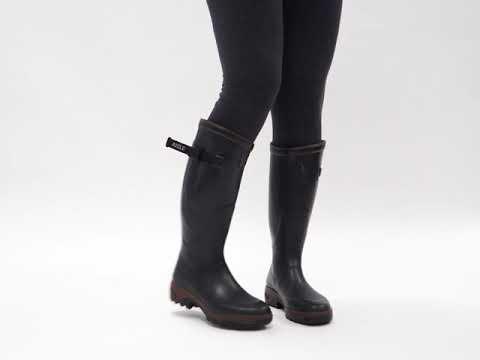 | Shuperb™ Aigle PARCOURS 2 ISO Unisex Wellington Boots Bronze
