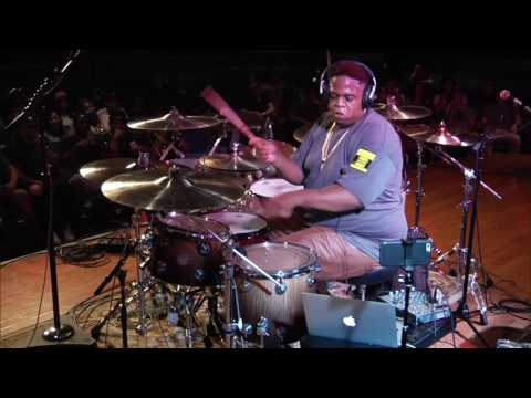 Stanley Randolph Drum Clinic at Musicians Institute 8/16/2016