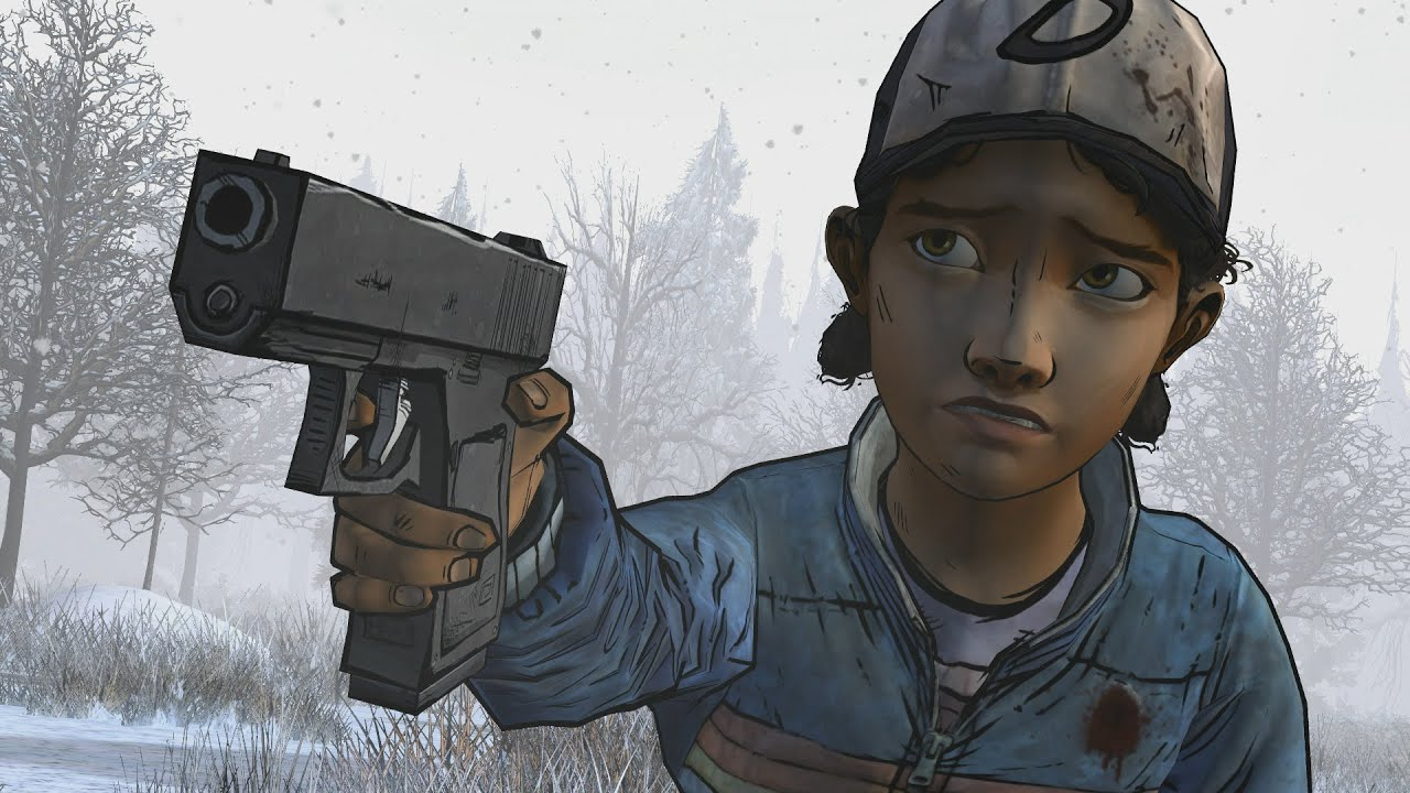 Image result for clementine the walking dead season 2