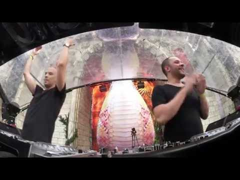 Tomorrowland Belgium 2016 | Wildstylez & Noisecontrollers
