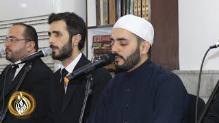 حفل ذكرى المولد النبوي - 1440 هـ || المنشد محمود الحمود