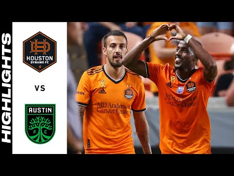 Houston Austin FC Goals And Highlights