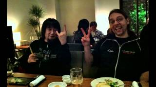 Arch Enemy toured Japan in April 2012. Watch behind the scenes acti...