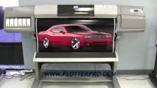 HP designjet 5000 42
