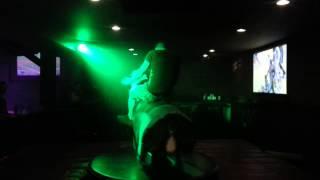 Rick bull riding