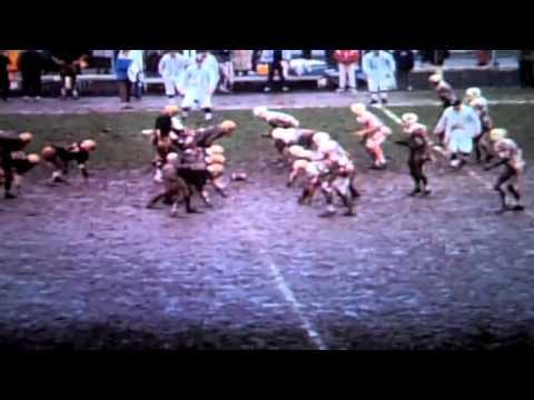 1970 WV AAA State Championship Charleston High School Vs Clarksburg Victory High 1st