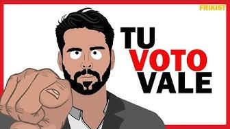 Imagen del video: TU VOTO VALE! CON RUBÉN VOTET!!