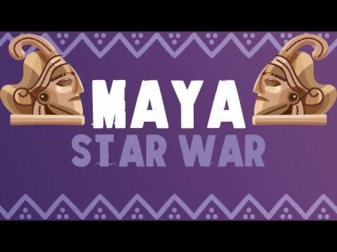 Maya Star War: Tikal - Calakmul War