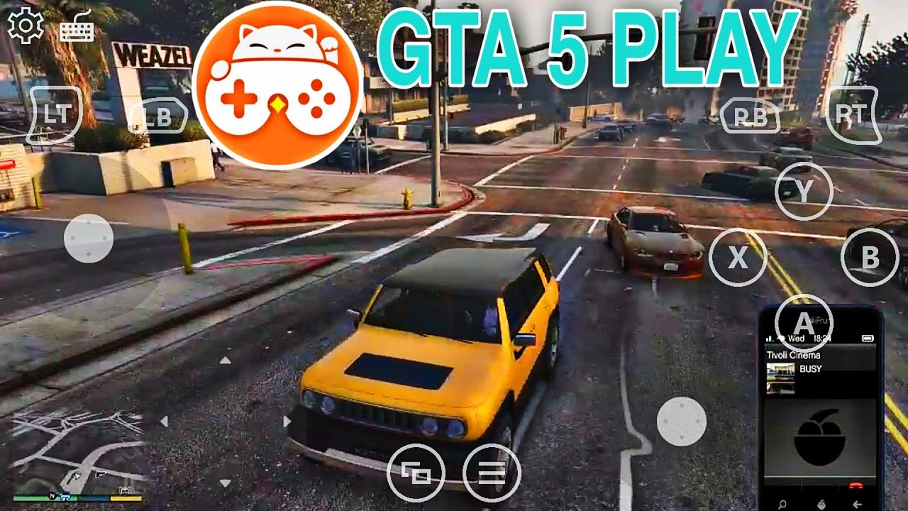 Play Real GTA5 101% Play GAMECC Apk New Trick Play GTA5 20 Minutes Free New  Unlimited Time Tricks - YouTube