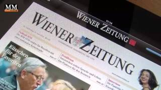Wiener Zeitung vor dem Aus?