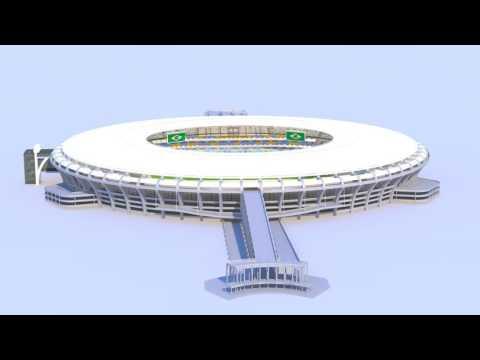 Maracana Stadium Build - RSLDesigns