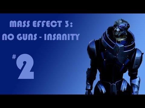 Mass Effect 3: No Guns: Part 2 - Mars
