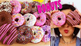 Melhor Receita que já Viu e já Provou de Donuts