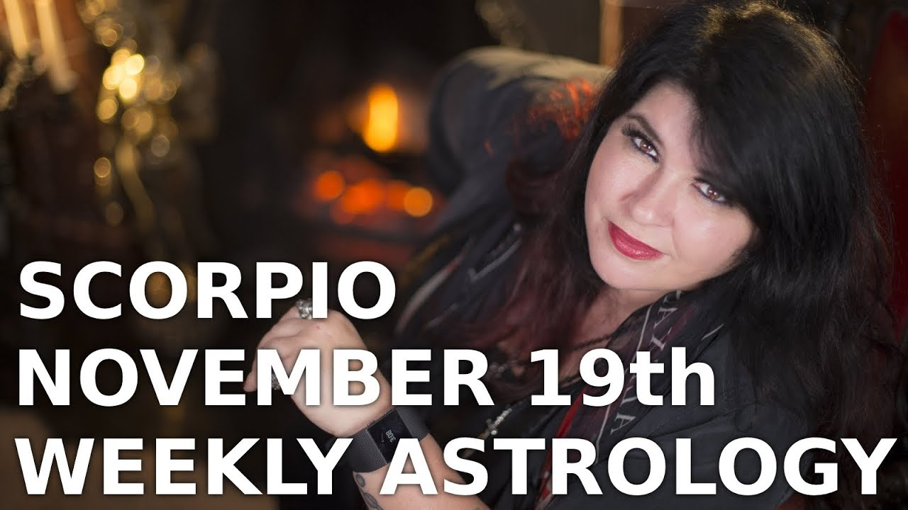 scorpio weekly astrology forecast march 17 2020 michele knight